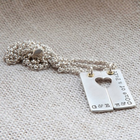 'One Of A Pair' Necklace