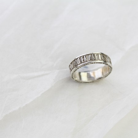 On This Day Wedding Ring