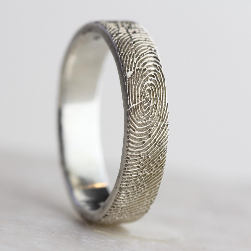 The FingerPrint Ring