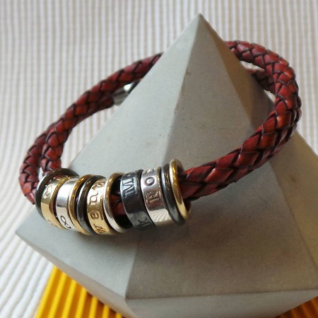 Special Edition Story Bracelet In Gold