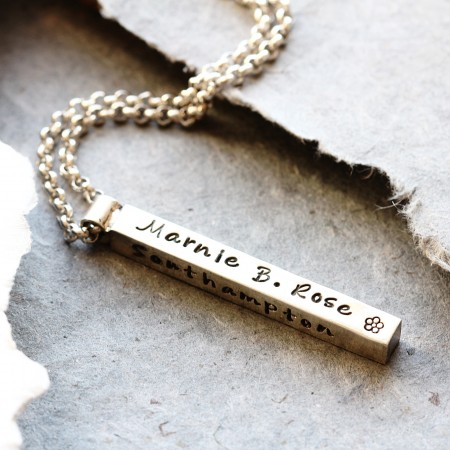 Personalised Mama Pendant