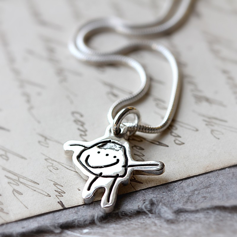 Little Picasso Charm