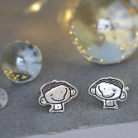 Little Picasso Cufflinks