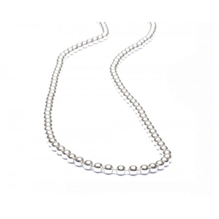 Solo Sterling Silver Ball Chain