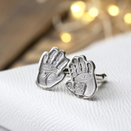 Little Hand/Footprint Cufflinks